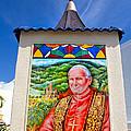 Pope John II by Carlos Diaz