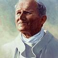 Pope John Paul 2 by Thomas Kolendra