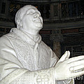 Pope Pius Ix Santa Maria Maggiore by Deborah Smolinske