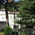 Pope's Private Residence by Deborah Smolinske