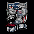 Popeye - Strong And Proud by Brand A