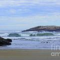 Popham Beach Surf by Kyle Neugebauer