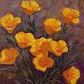 Poppies by Cheryl Fecht