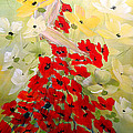 Poppies Lady by Dorothy Maier