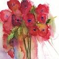 Poppies by Sherry Harradence