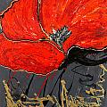 Poppy 43 by Sheila McPhee