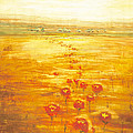 Poppy Fields Forever by Kaata    Mrachek