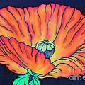 Poppy I by Ursula Schroter
