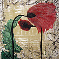 Poppys Entwined by Jeanne Ward