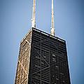 Popular Chicago Hancock Building Skyscraper by Paul Velgos