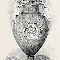 Porcelain Vase, Manufactured At Coalbrooke Dale by English School