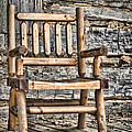 Porch Chair by Heather Applegate