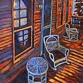 Porch  by Kendall Kessler