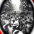 Porfirio Diaz Celebrating Republican President Benito Juarez July 1910 April 25 1911   by David Lee Guss