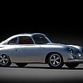 Porsche 356 Outlaw by Douglas Pittman