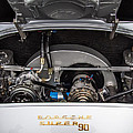 Porsche 356b Super 90 Engine by Roger Mullenhour