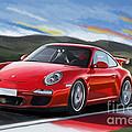 Porsche 911 Gt3 by Tim Gilliland