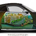 Porsche 911 Helsingborg Port by Art Faul