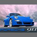 Porsche 911 No 1 by Joseph LaPlaca