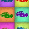Porsche 911 Pop Art 2 by Naxart Studio