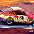 Porsche 911 Racing by David Lloyd Glover