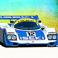 Porsche 956c - 118 by Stuart Row