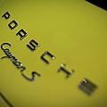 Porsche Cayman S by Sebastian Musial