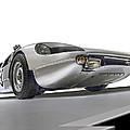 Porsche Nine O Four Low Angle by Gary Warnimont