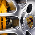 Porsche Wheel by Gordon Dean II