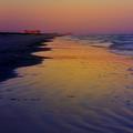 Port Aransas Sunset by Ellen Heaverlo