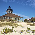Port Boca Grande Lighthouse by Amazing Jules
