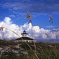 Port Boca Grande Lighthouse by Skip Willits