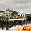 Port Clyde On The Coast Of Maine by Keith Webber Jr