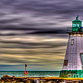 Port Dalhousie Lighthouse by Jerry Fornarotto