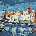 Port De Bizerte by Brian Simons