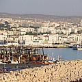 Port Of Agadir Morocco by Tracy Winter