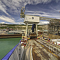 Port Of Dover  by Rob Hawkins
