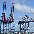 port of Gothenburg by Antony McAulay