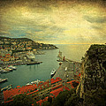 Port Of Nice by Yelena Rozov