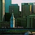 Port Of San Francisco by Eric Tressler