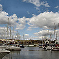 Port Solent Marina by Tracey Beer