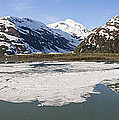Portage Lake Panorama by Tim Grams