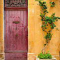 Porte Rouge by Inge Johnsson