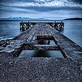 Portencross Pier  by John Farnan