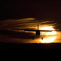 Porter Sunset II by Paul Job