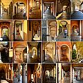 Porticos Of Padua Combined by Sabine Jacobs