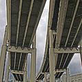 Portland Bridges 001 by Mark Simpson