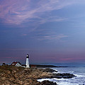 Portland Head Light by Jonathan Steele