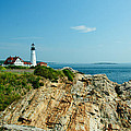 Portland Head Light by Ralph Staples