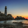 Portland Head Light by Scott Thorp